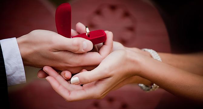 ВЫбор помолвочного кольца