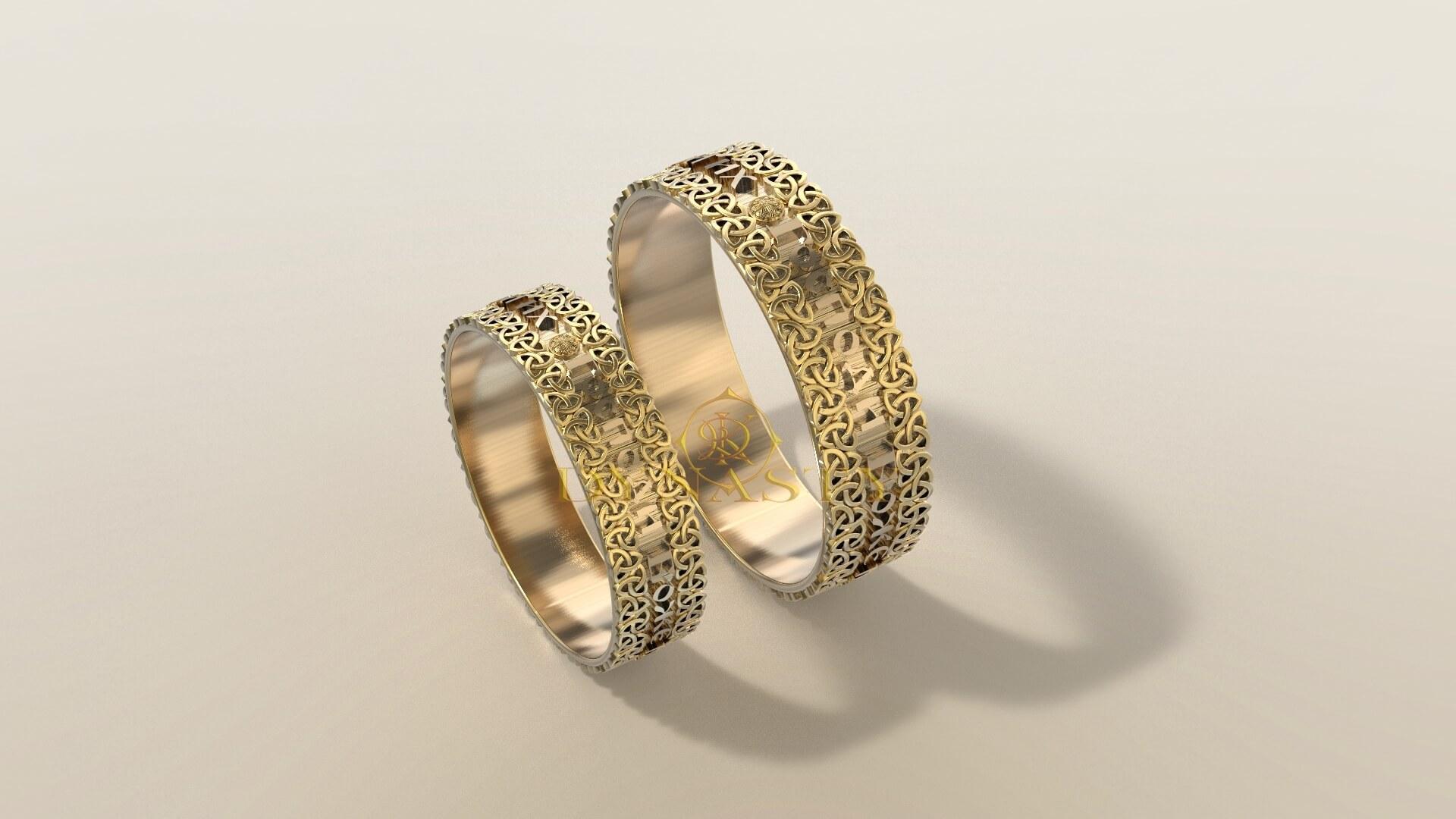 Венчальные кольца