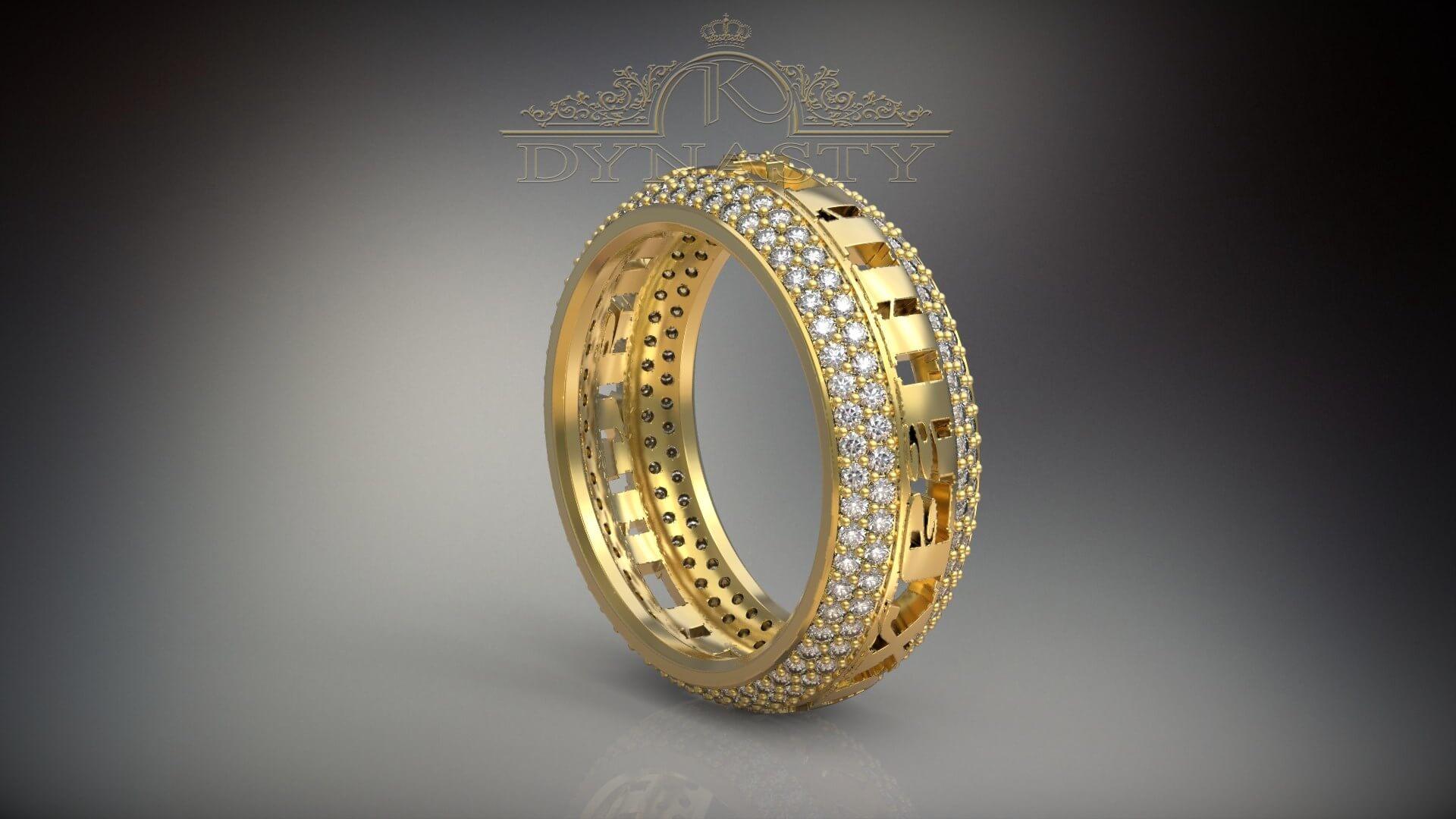 Венчальные кольцо