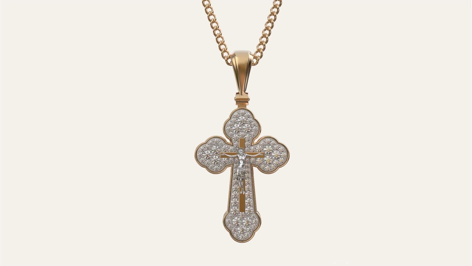 Женский крест