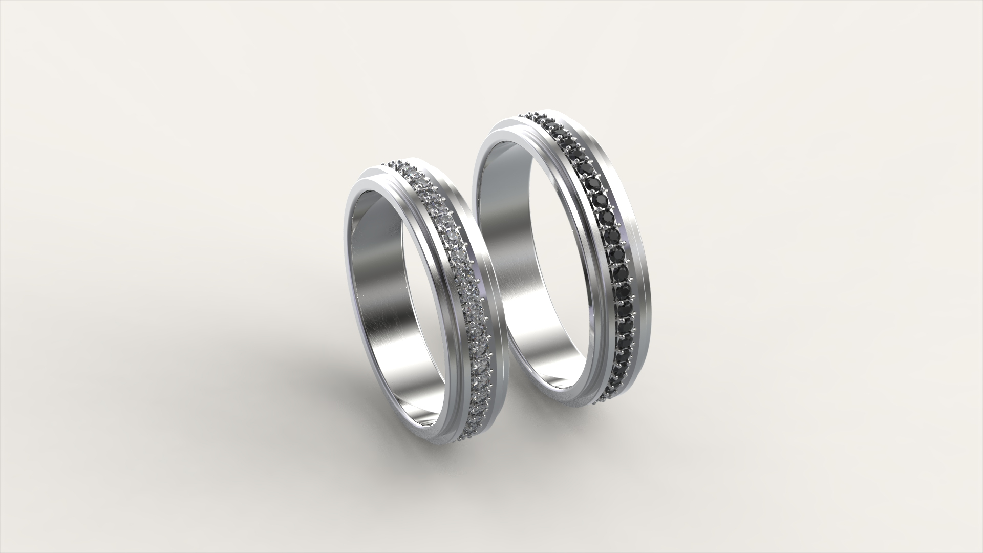 Обручальные кольца «Линия Судьбы»