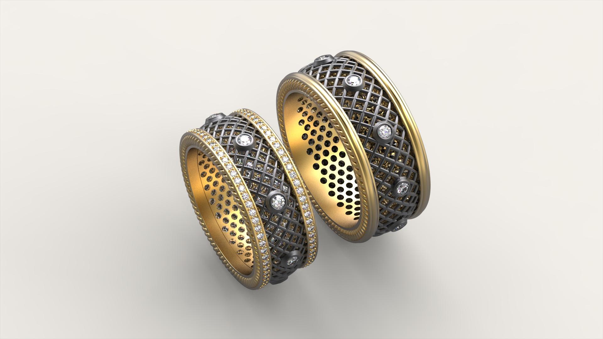 Обручальные кольца «Армюр»