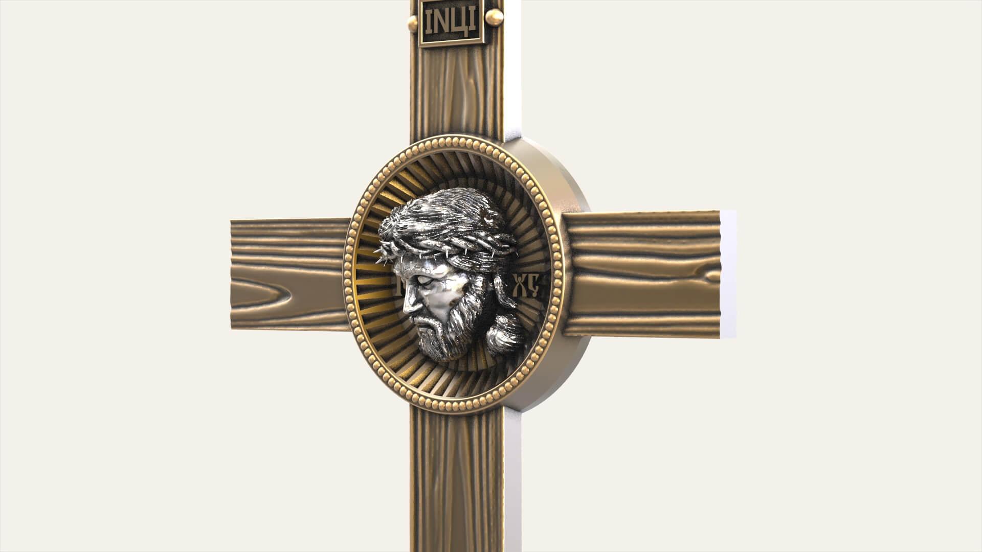 Крест «Иисус Назарянин»