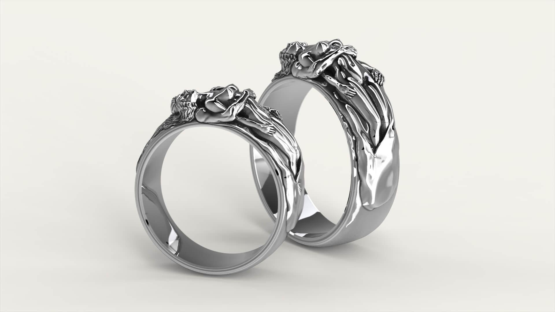 Женское кольцо «Вожделенная»