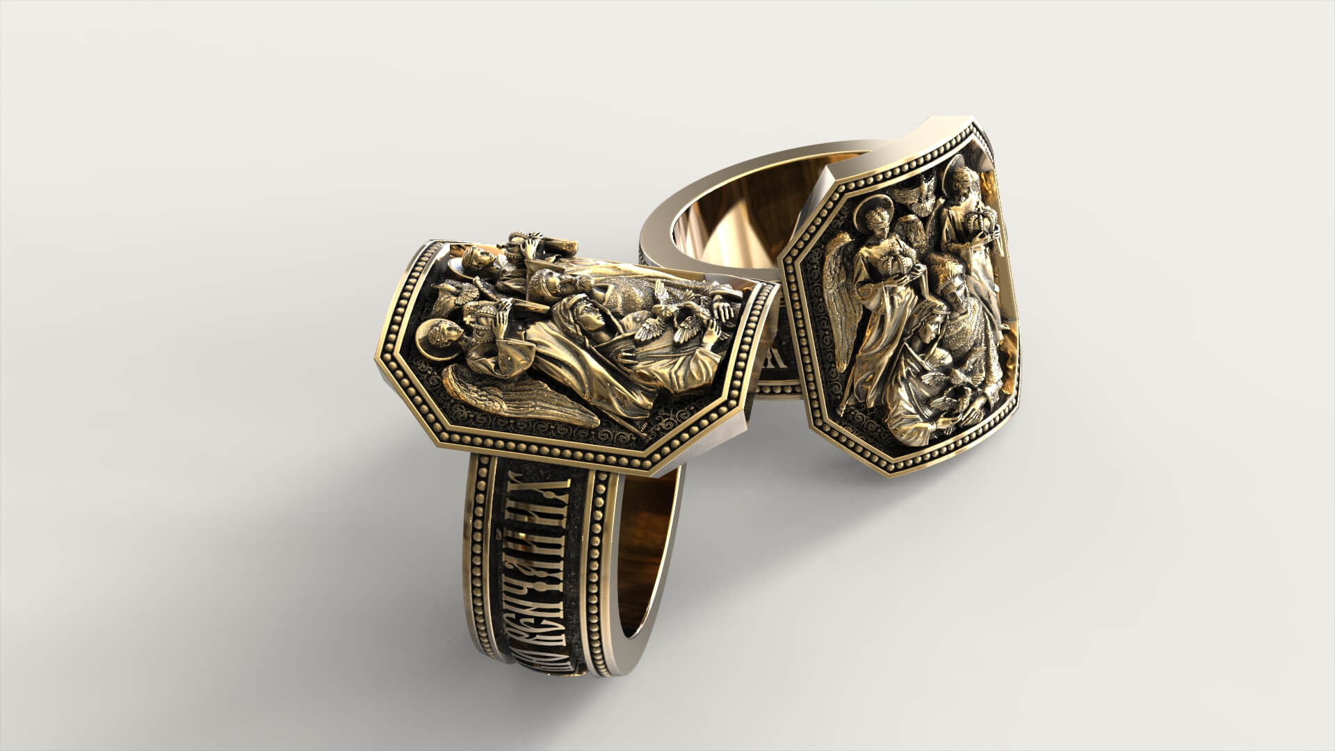 Венчальный перстень